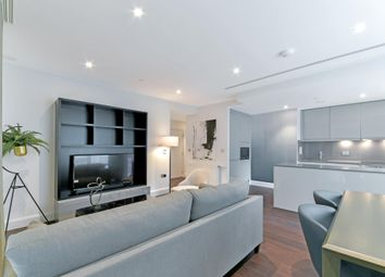 Thumbnail 2 bed flat to rent in Ostro Tower, Sailmakers, Canary Wharf