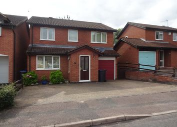 Thumbnail 4 bed detached house for sale in Rose Acre Close, Scraptoft, Leicester