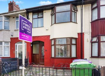 4 bed terraced house for sale in Sandy Lane, Liverpool L9