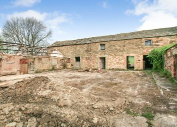 Thumbnail 4 bed detached house for sale in The Long Barn, Shirecliffe Farm, Barlow Lees Lane, Dronfield