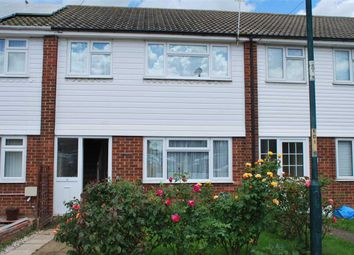 Thumbnail 3 bed terraced house for sale in Everest Drive, Hoo, Rochester
