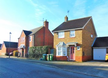 Thumbnail 3 bed link-detached house to rent in Fairford Leys Way, Aylesbury