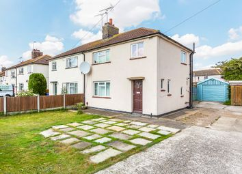 Thumbnail 3 bed semi-detached house for sale in Brennan Road, Tilbury