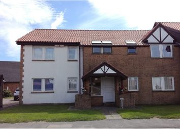 Thumbnail 2 bed flat for sale in Dunes Court, Beadnell