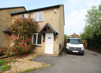 Thumbnail 1 bedroom terraced house to rent in Chase Farm Close, Waltham Chase