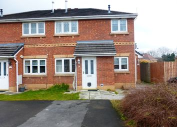 Thumbnail 2 bed flat for sale in Colwyn Close, Ellesmere Port