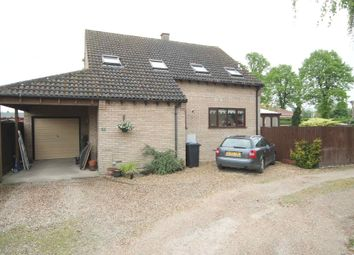 Thumbnail 3 bed detached house for sale in Jubilee Close, Isleham