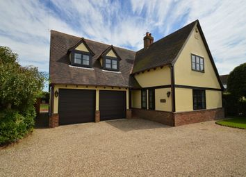 Thumbnail 4 bed detached house for sale in Church Street, Great Maplestead, Halstead