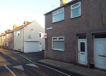 Thumbnail 3 bed end terrace house to rent in Craddock Street, Spennymoor, County Durham