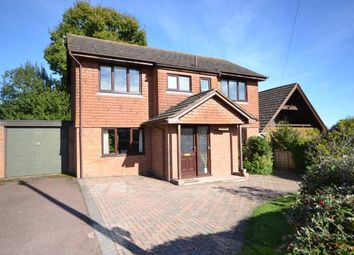 Thumbnail 4 bed detached house for sale in Osborne Hill, Crowborough, East Sussex