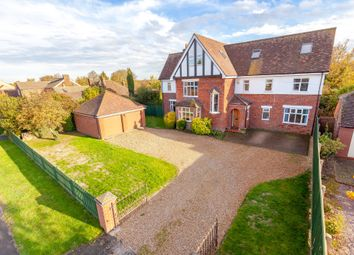 Thumbnail 7 bed detached house for sale in Isaacson Road, Burwell, Cambridge