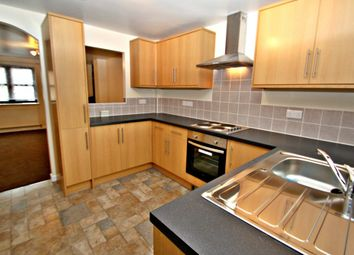 Thumbnail 2 bed terraced house to rent in 81A Runcorn Road, Barnton, Northwich, Cheshire