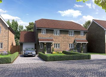 Oaklands, Ongar Road, Dunmow, Essex CM6. 3 bed semi-detached house for sale