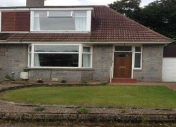 Thumbnail 4 bed detached house to rent in Springfield Place, Aberdeen