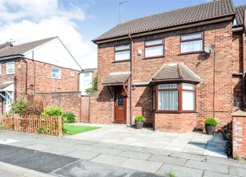 Thumbnail 3 bed end terrace house for sale in Hebden Road, Liverpool