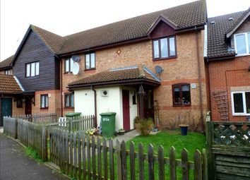 Thumbnail 3 bedroom terraced house for sale in Stockholm Way, Toftwood, Dereham