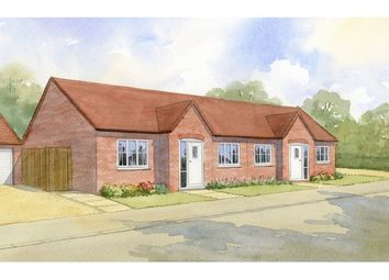 Thumbnail 2 bed property for sale in 2 And 3 Bed Homes Available, Gilden Drive, Gilmorton, Leicestershire