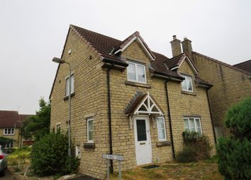 Thumbnail 3 bed detached house for sale in Old Forge Close, Brinkworth, Chippenham