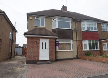 Thumbnail 3 bed semi-detached house for sale in Westlands Avenue, Burnham