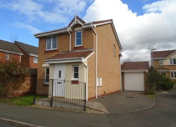 Thumbnail 3 bed detached house to rent in Newcome Close, Erdington, Birmingham