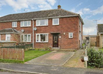 Thumbnail 3 bed semi-detached house for sale in North Acre, Longparish, Andover