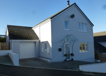 Thumbnail 4 bedroom detached house for sale in Gurnick Road, Newlyn, Penzance