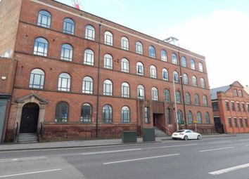 Thumbnail 1 bed flat for sale in Lower Parliament Street, Nottingham