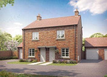 "Thumbnail 2 bed end terrace house for sale in ""The Wistow "" at Bishopdale Way, Fulford, York"