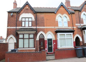 3 bed end terrace house for sale in Station Road, Handsworth, Birmingham B21