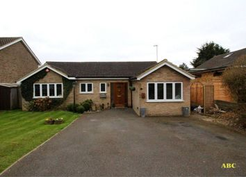 Thumbnail 3 bed detached bungalow for sale in Woodstock Road, Bushey Heath, Bushey, Hertfordshire