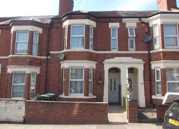 Thumbnail 6 bedroom shared accommodation to rent in Northumberland Road, Coventry