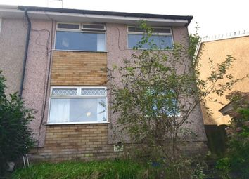 Thumbnail 3 bed semi-detached house for sale in Greenfield Place, Abertridwr, Caerphilly