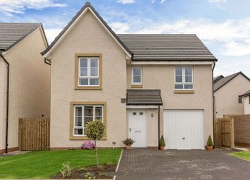 Thumbnail 4 bed detached house for sale in Achnacarry Street, Edinburgh
