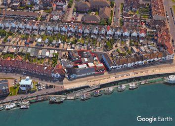 Thumbnail Land for sale in Pier Road, Littlehampton, West Sussex