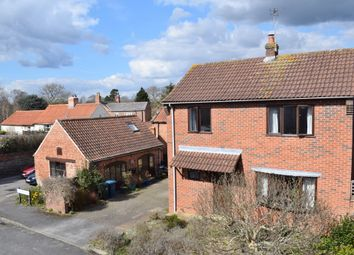 Thumbnail 3 bed detached house for sale in Carpenters Close, Cropwell Butler