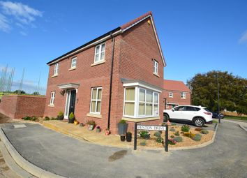 Thumbnail 4 bed detached house for sale in Fenton Drive, West Ayton, Scarborough
