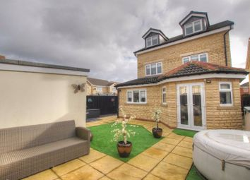 Thumbnail 4 bed detached house for sale in Chase Meadows, Chase Farm Estate, Blyth