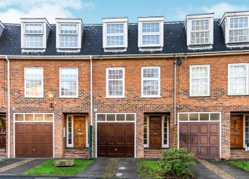 Thumbnail 4 bedroom town house for sale in Batterdale, Old Hatfield