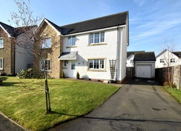 Thumbnail 4 bed detached house for sale in Meadowpark Avenue, Bathgate