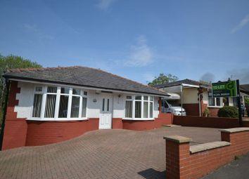 Thumbnail 2 bed detached bungalow to rent in Harwood Road, Rishton, Blackburn