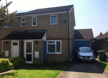 Thumbnail 2 bed semi-detached house to rent in Tyrell Close, Stanford In The Vale, Oxon
