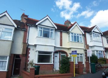 Thumbnail 4 bed end terrace house to rent in Mafeking Road, Brighton