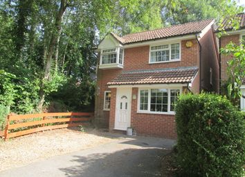 Thumbnail 3 bed detached house for sale in Athena Close, Fair Oak, Eastleigh