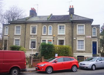 Thumbnail 4 bed terraced house for sale in Church Crescent, Hackney
