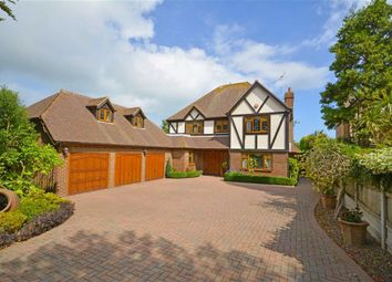Thumbnail 4 bed detached house for sale in Fitzroy Avenue, Broadstairs, Kent