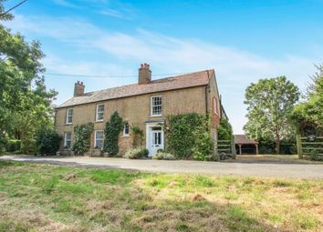 Thumbnail 5 bedroom detached house for sale in Wentworth, Ely, Cambridgeshire
