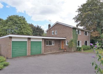 Thumbnail 4 bed detached house for sale in Rimes Close, Kingston Bagpuise, Abingdon
