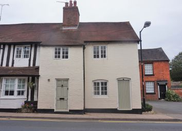 Thumbnail 3 bed end terrace house for sale in High Street, Henley-In-Arden