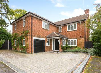 Thumbnail 5 bedroom detached house for sale in Hazel Road, Park Street, St. Albans, Hertfordshire