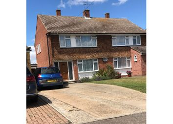 Thumbnail 3 bedroom semi-detached house for sale in Beeches Rd, Chelmsford